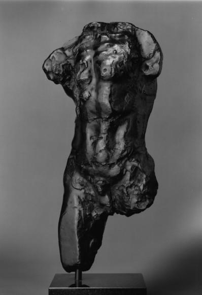 St John the Baptist Preaching Musée Rodin Art in the