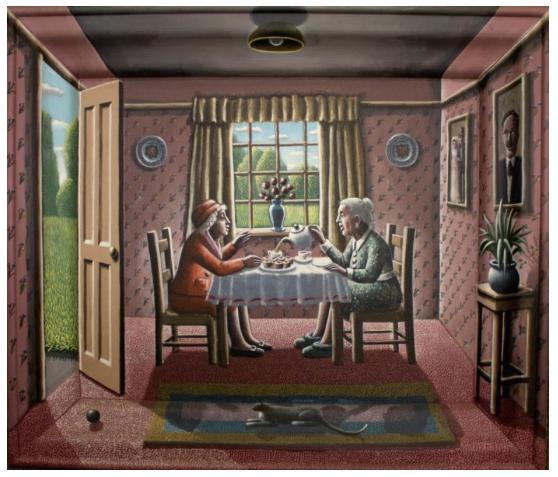 Groovy Blog Arthur Ross Gallery University Of Pennsylvania Interior Design Ideas Tzicisoteloinfo